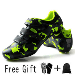 lightweight road bicycles Australia - tiebao cycling shoes lightweight road bike shoe professional road bicycle shoes cycle