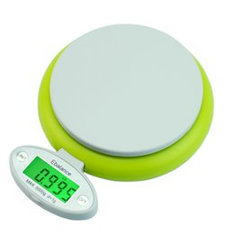 $enCountryForm.capitalKeyWord Australia - Hot sale Practical 5KG 1g Kitchen Scale Electronic Kitchen Food Diet Postal Scale digital weight Balance cooking tool free shipping