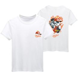 T Shirt Panda Australia - Cose t shirt Hip hop panda short sleeve tees Street dance singlet Colorfast clothing Elastic modal tshirt