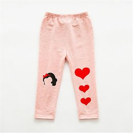 $enCountryForm.capitalKeyWord Australia - good quality spring girls pants fashion party leggings cartoon pattern pants children brand sport trousers outerwear pants for girls