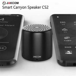 Heat Boxes NZ - JAKCOM CS2 Smart Carryon Speaker Hot Sale in Mini Speakers like amplifier dragees wedding box heat not burn