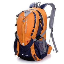 bicycle rucksacks UK - 25L Waterproof Nylon Mountaineering Backpack Outdoor Bicycle Backpack Camping Backpacks Sports Rucksacks Packsack 441