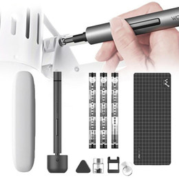 Wholesale Xiaomi youpin Wowstick 1F Plus Mini Handheld Cordless Electric Screwdriver Precision Magnetic Screw Driver Tool Universal 3007987 2021