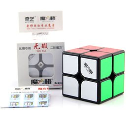$enCountryForm.capitalKeyWord Australia - New Mofangge WuXia M Magnetic Version 2x2x2 Speed Cube Magic Cube Qiyi Magic Puzzle Cube Toys For WCA Competition or Children