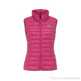 $enCountryForm.capitalKeyWord Australia - jott Women Down Vests Designer Winter Sleeveless Coats Down Jacket Slim Fit Overcoats