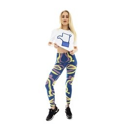 $enCountryForm.capitalKeyWord NZ - Women Leggings Double Face 3D Digital Full Printed Casual Runner Yoga Pants Girls Fitness Trousers Lady Comfortable Soft Pencil Fit (Y52032)