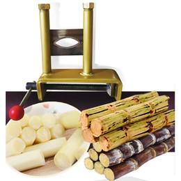 Toptan satış YENİ ARRIVEL Üst Kalite El Kitabı Şeker kamışı Peelers Şeker kamışı Soyma Makinesi Şeker kamışı Peeler Çapı Bıçaklar El Aracı