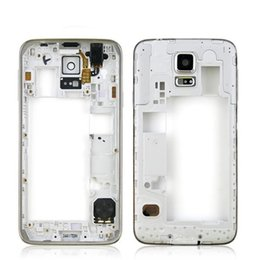 SamSung galaxy S5 partS online shopping - For Samsung Galaxy S5 Backplate Rear Housing Assembly Back Chassis Replacement Part