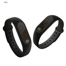 Wholesale Analog M2 Smart Bracelet Synchronous Motion Meter Step Sleep Monitoring Call Reminder Touch Button Type Wrist Strap Bracelet