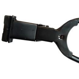 $enCountryForm.capitalKeyWord UK - Pro Double Leg MTB Bicycle Holder Bike Kickstand Parking Rack Mountain Bike Black Support Side Kick Stand Foot Brace #662683