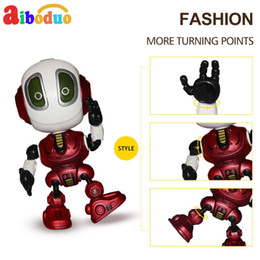 $enCountryForm.capitalKeyWord Australia - Intelligent Robot Force Control Interactive Music Action Puzzle Toys Smart for Kids Simulation of A Rattling Robot Toys