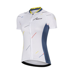 bicycle t shirts Australia - Women's Cycling Jersey Female Road Bike Cycling Tops T Shirt Breathable Short Sleeve Summer Colorful Triangle Bicycle Clothes
