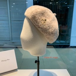 French Female hat online shopping - Female Beret French Hat Painter Women Autumn Winter Fashion Hat
