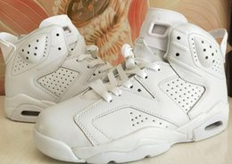 $enCountryForm.capitalKeyWord NZ - New Boots Jumpman VI 6 Leather Flight Basketball Shoes for Best quality Mens Air Trainers 6s Sun Blush Sports Sneakers Size 7-13 03