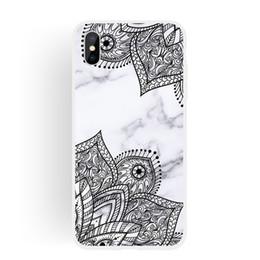 $enCountryForm.capitalKeyWord Australia - NEW Marble Soft Cover For Samsung Galaxy S7 Edge S8 S9 Plus S10 S10E S10Lite Plus Case Skin TPU IMD Plastic Silicone Gel Rubber Phone Cover