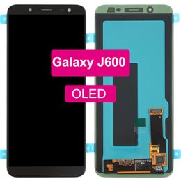 $enCountryForm.capitalKeyWord Australia - 5.6'' Super AMOLED LCD For Samsung Galaxy J6 2018 J600F J600 Display With Touch Screen Assembly Replacement Parts