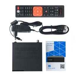 Wifi satellite tv box online shopping - GTMedia V9 Super Satellite Receiver Bult in WiFi Full HD Smart Set Up Box DVB S2 Freesat V9 Super Receptor Mini TV Box