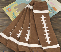 Infant tIghts sock online shopping - Hot Baseball Socks Baby Football Basketball Soccer Leg Warmers Stockings Infant Legging Tights Leg Warmer Kids Girl Boy Socks Colors M795F
