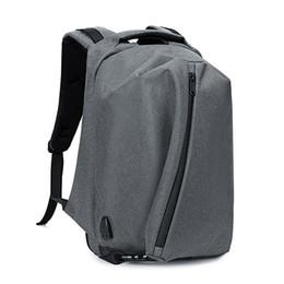 7faf50608 Waterproof Student Bag UK - New Folding Backpack Men's Multilayer Storage  Space Outdoor Traveling Backpack Waterproof