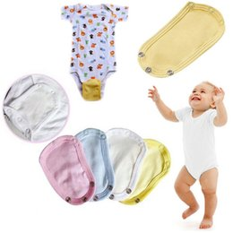 Wholesale New Arrive Baby Diaper For Easy Change On Sale Baby Girl Boy Practical Package Fart Clothes Longer Extension Piece Infant