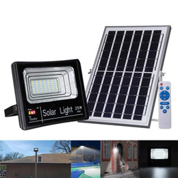 $enCountryForm.capitalKeyWord Australia - Solar Flood Lights Outdoor&Indoor 1000Lumen Rechargeable Solar Powered Led Security Light Waterproof Auto On Off for Garden