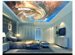 $enCountryForm.capitalKeyWord Australia - 3D custom silk zenith ceiling photo mural wallpaper Dream Sky Cloud Dove Bedroom Living Room Zenith Ceiling Background Mural Papel de parede