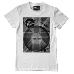 600dded0 Technics DMC T-Shirt - 1200 Union Short Sleeve Hip Hop Tee T Shirt top tee  Brand Clothes Summer 2018 Basic Models