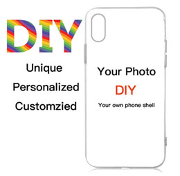 China Custom Design DIY Logo Photo Hard Phone Case For 5 5S SE 6 6S 7 Plus Customized Printed Back Cover suppliers