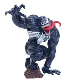 $enCountryForm.capitalKeyWord Australia - 2019 new 13cm Anime Movie Marvel Super Hero Spiderman Venom Action Figures PVC Doll Toys for Collectiable Model Figure Toy Gifts