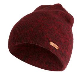 a38680d4fe3 Short Beanies UK - Winter Knitted Hat Soft Wool Warm Short Beanie Cap for  Men Women
