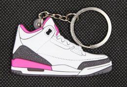 Star Key Australia - Sports star ball shoes cartoon key ring chain soft plastic key chain football gift key chain customization