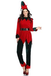 Wholesale santa costume female online – ideas Womens Christmas Cosplay Clothing Designer Sexy Cute Dresses Luxury Felame Party Cosplay Costume