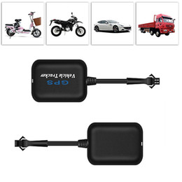 $enCountryForm.capitalKeyWord Australia - New Auto Car Motorcycle GPS Tracker Quad Band Global Online Vehicle Tracking System Real Time GSM GPRS GPS Device