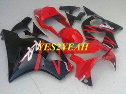 Honda Cbr 954 Rr Black Australia - Motorcycle Fairing body kit for Honda CBR900RR 954 02 03 CBR 900RR CBR900 RR 2002 2003 Hot red black Fairings bodywork+Gifts HC44