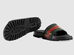 Leather Housing UK - WITH BOX 2019 New Men Slides Summer Luxury Designer Beach Indoor Flat Brand Mens Sandals Slippers House Flip Flops With Spike sandals