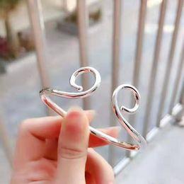 $enCountryForm.capitalKeyWord Australia - luxury Bracelet Shipping sterling silver bracelet with LOGO ladies 999 tight spell charm for Pandora bracelet gift box