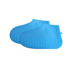 $enCountryForm.capitalKeyWord Australia - 1Pair Elastic Outdoor Non Slip Reusable Waterproof Silicone Children Protectors Shoe Cover Durable Adult Beach Rain Boots