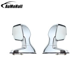 $enCountryForm.capitalKeyWord NZ - wide angle rear mirror 2 Pcs Car Blind Spot Mirrors Silver Color Side Rear View Flat Mirror Auto Accessories Wide