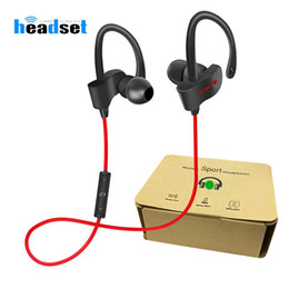 $enCountryForm.capitalKeyWord NZ - 56S Wireless Bluetooth headphones Waterproof IPX5 earphones Sport Running Stereo wireless Headset Earbuds With Mic for iphone xs max samsung
