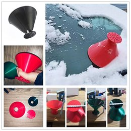 Get toys online shopping - Miracle Scrape A Round Ice Scraper Car Windshield Snow Scraper Cone Shaped Ice Scrapers Simple And Easy To Get Snow Off Your Car toys mk888