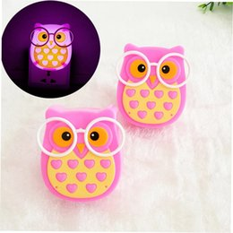 Discount owl products - Owl Light control Night Light household products daily life supplies family familiar article of everyday use