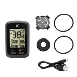 cycling computer wireless UK - Bike Computer G+ Wireless GPS Speedometer Waterproof Road Bike MTB Bicycles Backlight Bt ANT+ with Cadence Cycling Computers