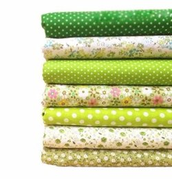 $enCountryForm.capitalKeyWord UK - 7PCs Cotton Fabric Handmade Sewing Home Decor Material Fabrics For Patchwork Curtains Felt For DIY 25x25cm