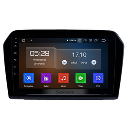 Vw Stereos Android NZ - 9 Inch HD Touchscreen Android 9.0 Car Stereo GPS Navigation for 2012 2013 2014 2015 VW Volkswagen Passat with Bluetooth support DVR car dvd