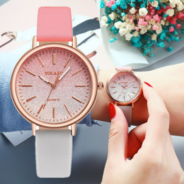 $enCountryForm.capitalKeyWord Australia - Rainbow Design Wrist Women Watches Luxury Female Clock Fashion Montre Femme 2019 Quartz Ladies Watch Relojes Para Mujer
