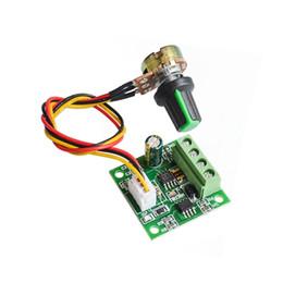 $enCountryForm.capitalKeyWord Canada - PWM Dc Motor Regulator 1.8v 3V 5V 6V 12V 2A Speed Control Module