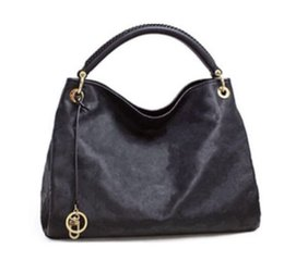 d19d4b3fb60fe Top-Qualität oxidierend aus echtem Leder Damen Top Griff Hobo Handtasche  Einkaufstasche Geldbörse ARTSY Stil Design