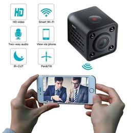 $enCountryForm.capitalKeyWord Australia - HDQ9 Wifi IP Mini Camera Wireless Infrared Body Camera Night Vision Motion Detection Mini DV Voice Video Recorder 1080P HD Camera