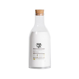 $enCountryForm.capitalKeyWord UK - BRELONG milk bottle night light rechargeable LED bedside lamp child girl bedroom living room wedding decoration (warm white)