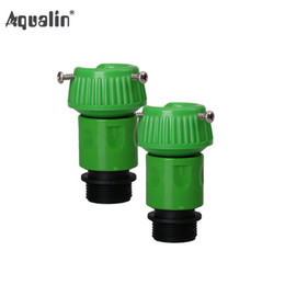 $enCountryForm.capitalKeyWord NZ - atering Irrigation Garden Water Connectors 2pc lot Home Faucet and Tap Quick Connector Garden Adapter for Japan, South Korea and so on#GW...